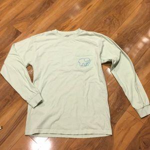 Size medium ivory Ella long sleeve T-shirt